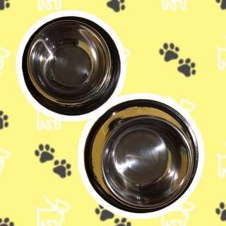 Medium Stainless Dog Feeding Vessel
