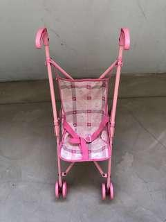 Toy Pram For Girl