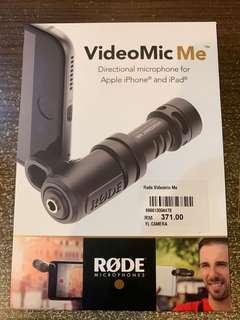 RODE VideoMic Me