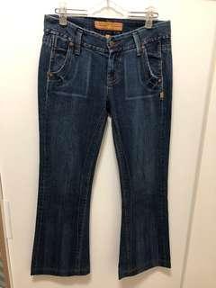 🚚 BRAPPERS牛仔褲