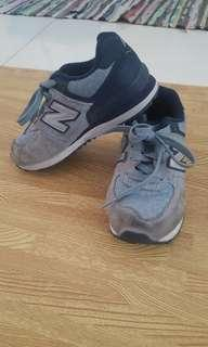 New Balance 574 boys toddler shoes size 30 EU 12 US