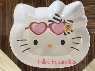 "Hello Kitty Melamine Plate (9"" - 23cm)"