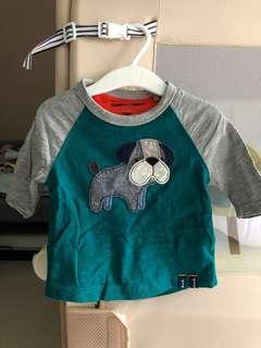 NEXT - baby t-shirts 3 designs