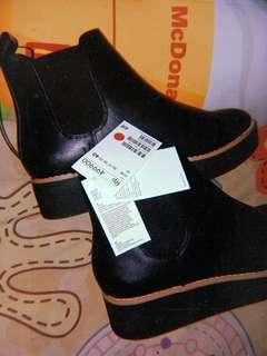 H&M boots shoes new