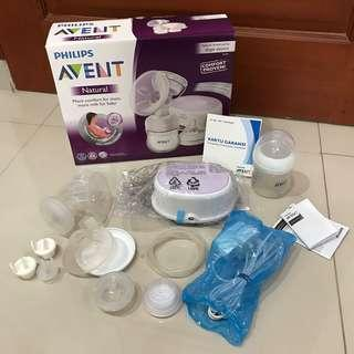 Philips Avent Comfort Single Electric Breast Pump / Pompa Asi Single Elektrik / Pompa Asi Listrik / Breast Pump Elektrik Avent