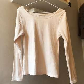 Earth Music & Ecology white top