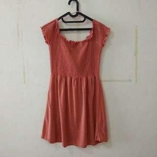 Preloved cotton on dress