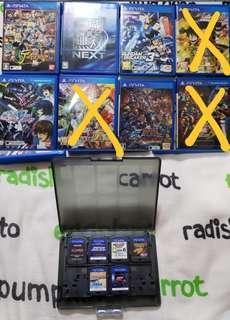 Playstation Vita PSV 遊戲