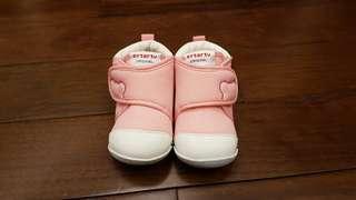 Crtartu baby shoe pink 小童鞋 90% new
