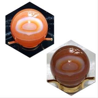 天然瑪瑙球 30mm#紅瑪瑙#瑪瑙球#Agate#Agate Sphere