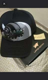 LIMITED EDITIONBraun Buffel Cap