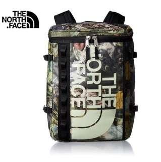 🔥CLEARANCE PRICE 🔥THE NORTH FACE FUSEBOX FUSE BOX | BACKPACK | HAVERSACK | REMOVABLE ORGANIZER Color : SEPIA BROWN HIKER