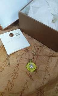 NEW LOOK Ditsy Flower Necklace