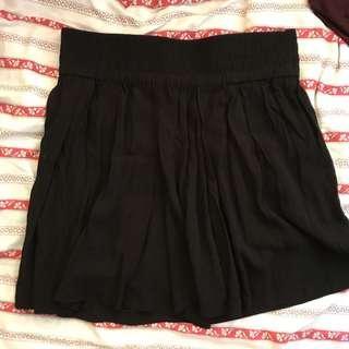 Zara Black shorts