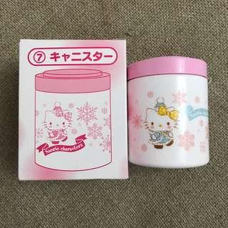 Hello Kitty cookie jar 陶瓷樽 購自日本 100%New
