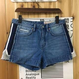 🚚 Evisu 短褲