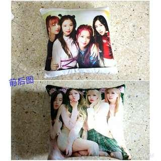 Black pink/ Luhan pillow