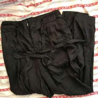 H&M black trousers