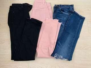 JEANS CLEARANCE SALE