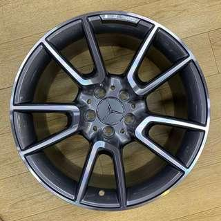"18"" Rims for Mercedes"