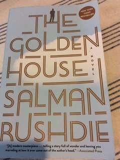 The Golden House-Salman Rushdie