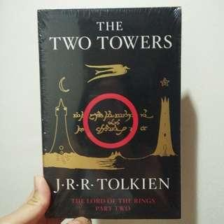 The Lord of the Rings - The Two Towers (book 2)