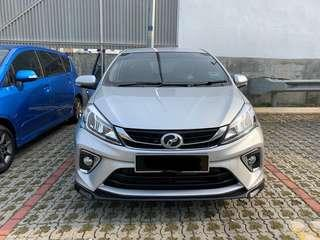 New perodua myvi 1.5 for RENT