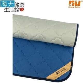 【海夫健康生活館】NU 恩悠數位 舒眠健康能量雙面毯-雙人(180x180cm)