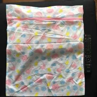 Multipurpose net zipped for washing machine