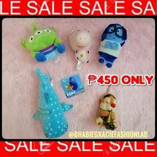 Assorted Disney Charm Bundle Sale