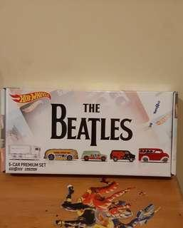 The Beatles Car Collection Set
