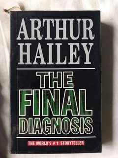 Preloved Novel The Final Diagnosis