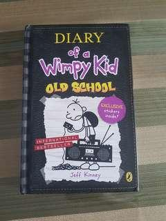 🚚 Diary Of A Wimpy Kid Old School