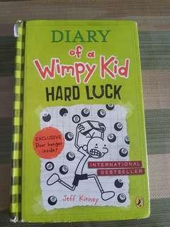 🚚 Diary Of A Wimpy Kid Hard Luck