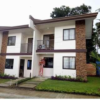 Townhouse unit in Tiffany Village, Brgy. Makiling Calamba Laguna
