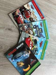 Disney Learning Ladder Storybook (4本)