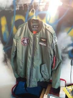 🚚 航空特種造型外套