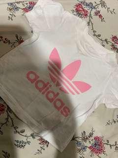 Preloved t shirt ADIDAS