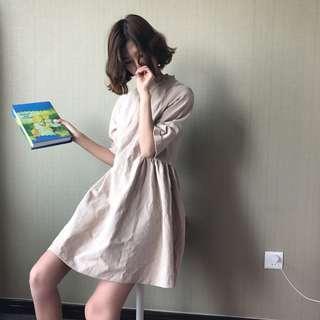 Women Ruffle Mini Dress