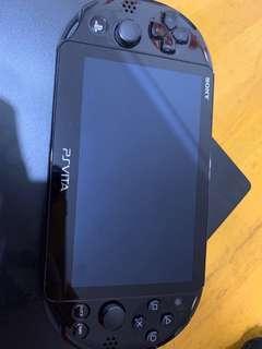 SONY 2000 系列 PSV 3.68 連32GB sd2vita