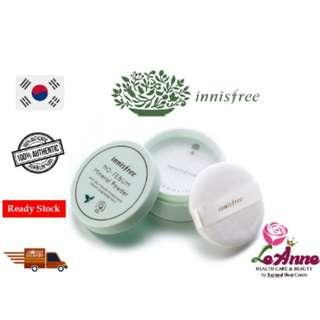 Innisfree No Sebum Mineral Powder Original &100% Authentic