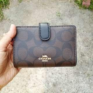 Coach Original New with Tag and Gift Receipt Readystock