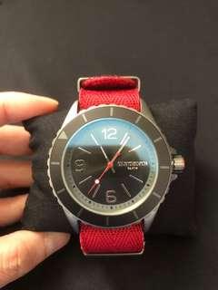 Quiksilver unisex quartz watch
