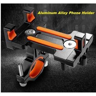 Aluminium Phone Holder for Bicycle / Escooter / Motorbike / Ebike / DYU / AM / Fiido / TEMPO