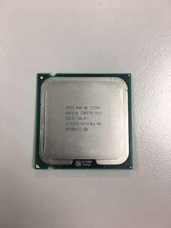 Intel Core 2 Duo E7500 2.93G 3M 775腳位
