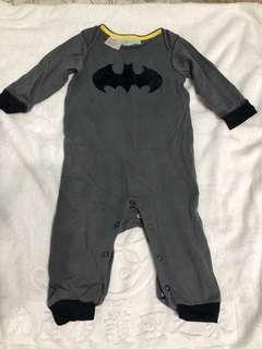 H&M 蝙蝠俠連身長褲
