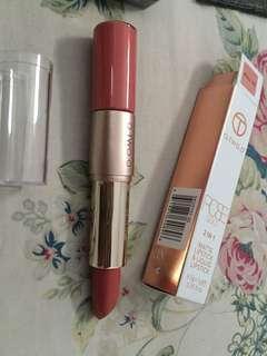 O two o 2in1 lipstick and liquid lipstick
