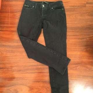 Vintage Bardot Black Jeans