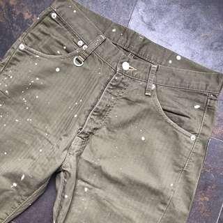 🚚 Sophnet Paint Splash Cargo Pants