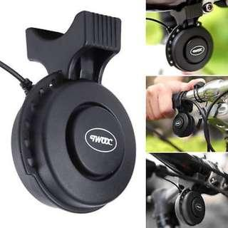 Rechargeable TWOOC USB Electric Horn For Bicycle / Escooter / DYU / AM / Fiido / PMA